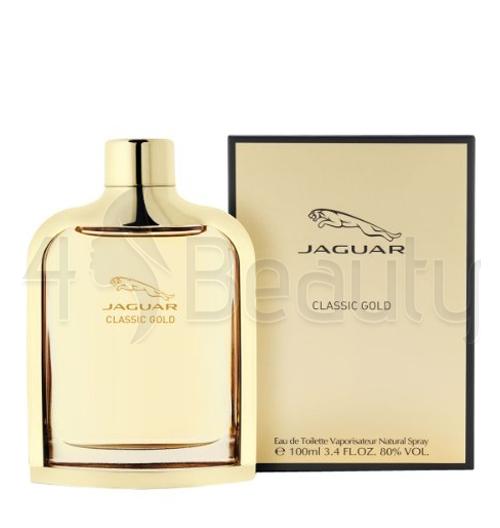 jaguar classic gold edt 100. Black Bedroom Furniture Sets. Home Design Ideas