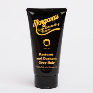 Потъмняващ крем за коса Morgan's