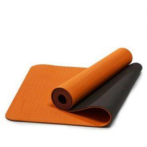 Постелка за йога orange