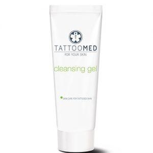 Почистващ гел за татуировки TattooMed